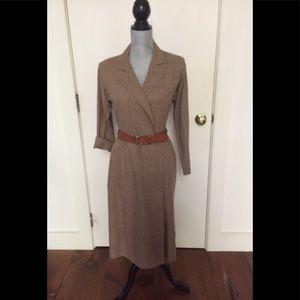 Vintage Calvin Klein wrap dress